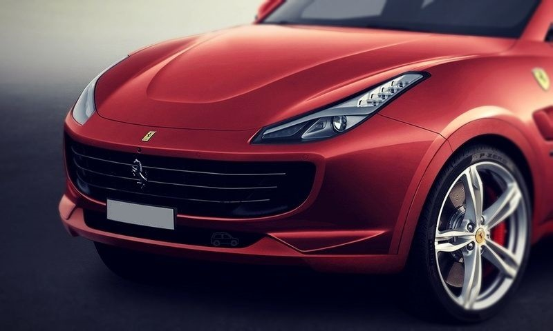 2020 Ferrari SUV may get a hybrid V8 engine - 2019 and 2020 New SUV Models
