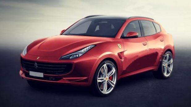 2020 Ferrari SUV