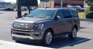 2019 Ford Expedition Hybrid review
