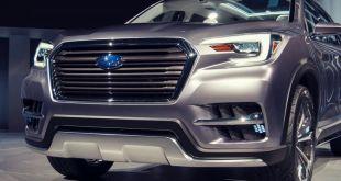 2019 Subaru Tribeca