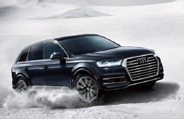Lexus 7 Seater Suv >> 2019 Audi SQ7 USA, Release date, Price - 2019 and 2020 New SUV Models