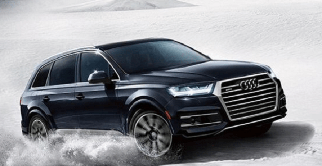 2019 Audi SQ7 USA Release Date Price 2019 And 2020 New