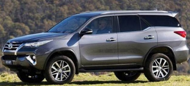 2020 Toyota 4Runner - 2019 and 2020 New SUV Models