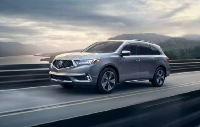 2020 Acura Mdx Review 2019 And 2020 New Suv Models