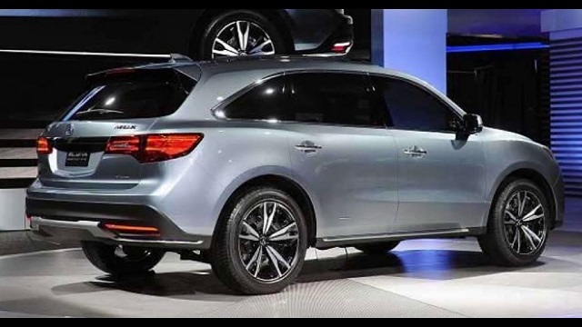 2020 acura mdx side view - 2019 and 2020 New SUV Models