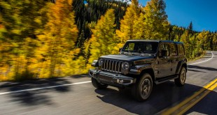 2020 jeep wrangler rear view