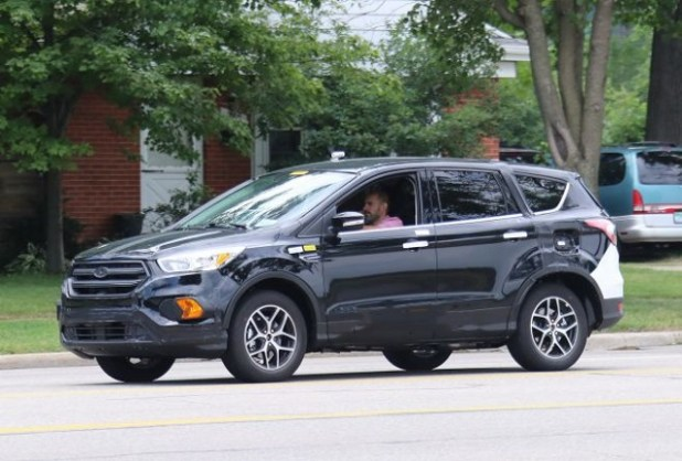 2020 Ford Escape side view