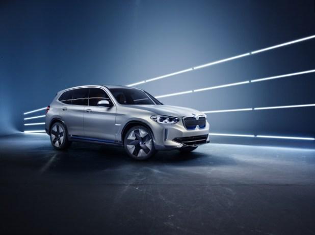 2019 BMW iX3