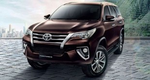 2019 toyota fortuner rear review