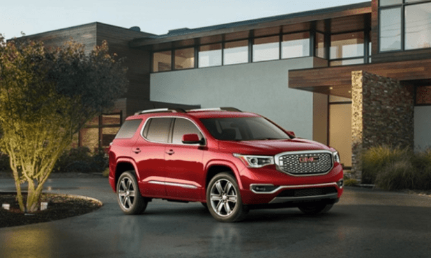 2020 GMC Acadia Denali, Facelift, Price - 2019 and 2020 ...