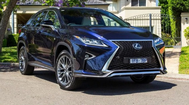 2020 Lexus RX 350 review - 2019 and 2020 New SUV Models