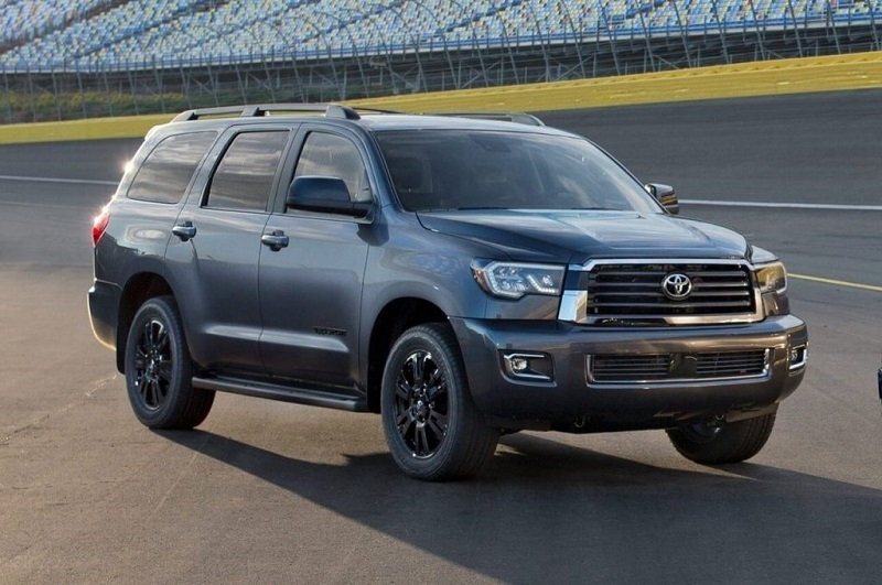 2020 Toyota Sequoia Redesign, Platinum - 2019 and 2020 New SUV Models