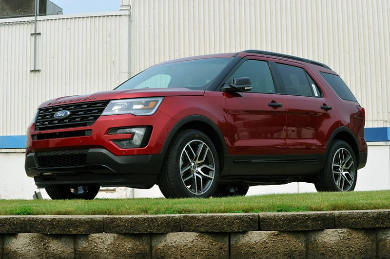 2020 Ford Explorer Hybrid Review - 2019 and 2020 New SUV Models