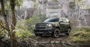 2020 Chevy Tahoe review