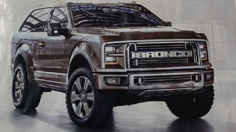 2020 Ford Bronco Diesel - 2019 and 2020 New SUV Models