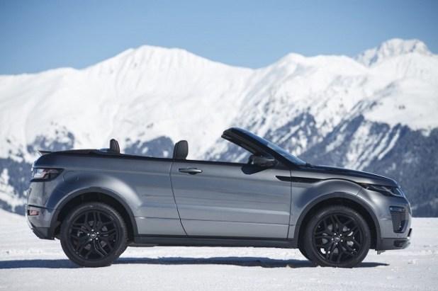 2020 Land Rover Range Rover Evoque cabrio