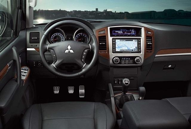 2019 Mitsubishi Montero interior - 2019 and 2020 New SUV ...