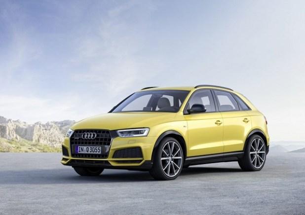 2020 Audi Q3 Hybrid