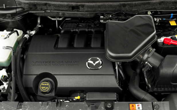 2020 Mazda CX-5 Turbo engine