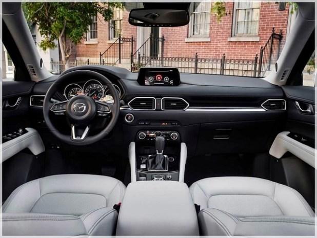 2020 Mazda CX-5 Turbo interior