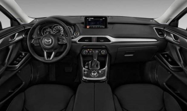 2020 Mazda CX-9 interior
