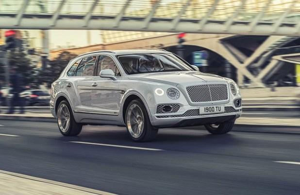 2020 Bentley Bentayga review