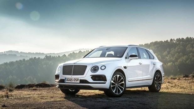 2020 Bentley Bentayga
