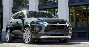 2020 Chevrolet Blazer review