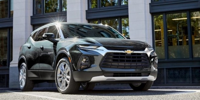 2020 Chevrolet Blazer SS, Engine, Price - 2019 and 2020 ...