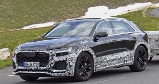 2020 Audi Q2 spy shots