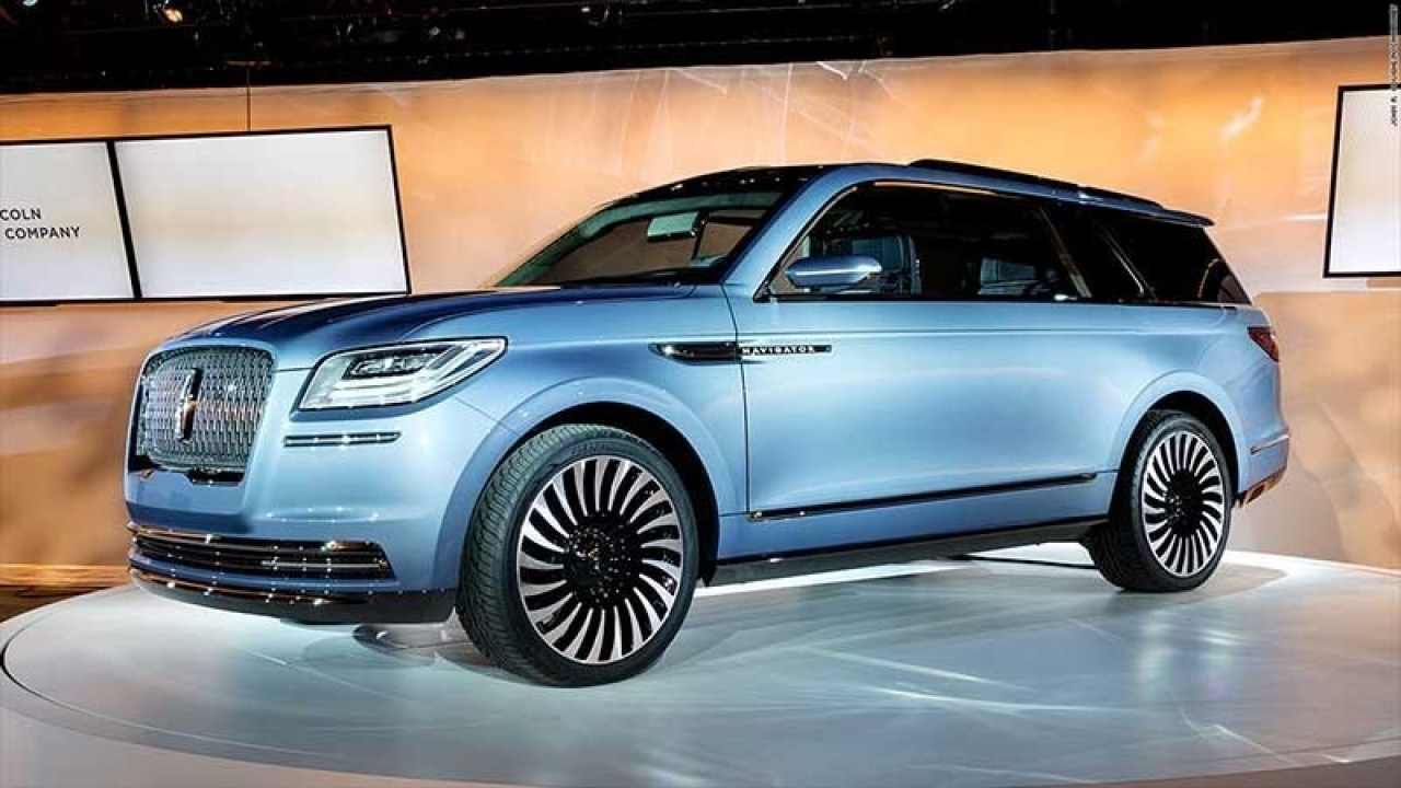 Lincoln Navigator 2020 Review.2020 Lincoln Navigator Hybrid Review 2019 And 2020 New Suv