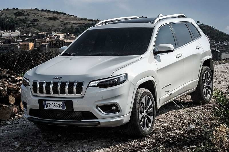 2021 Jeep Grand Cherokee Release Date, Spy Shots - 2020 ...