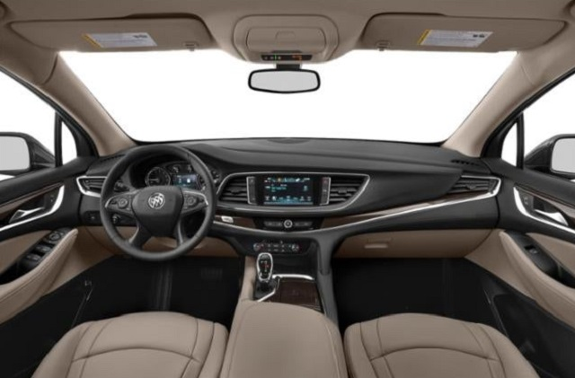2020 Buick Enclave Essence Interior 2019 And 2020 New