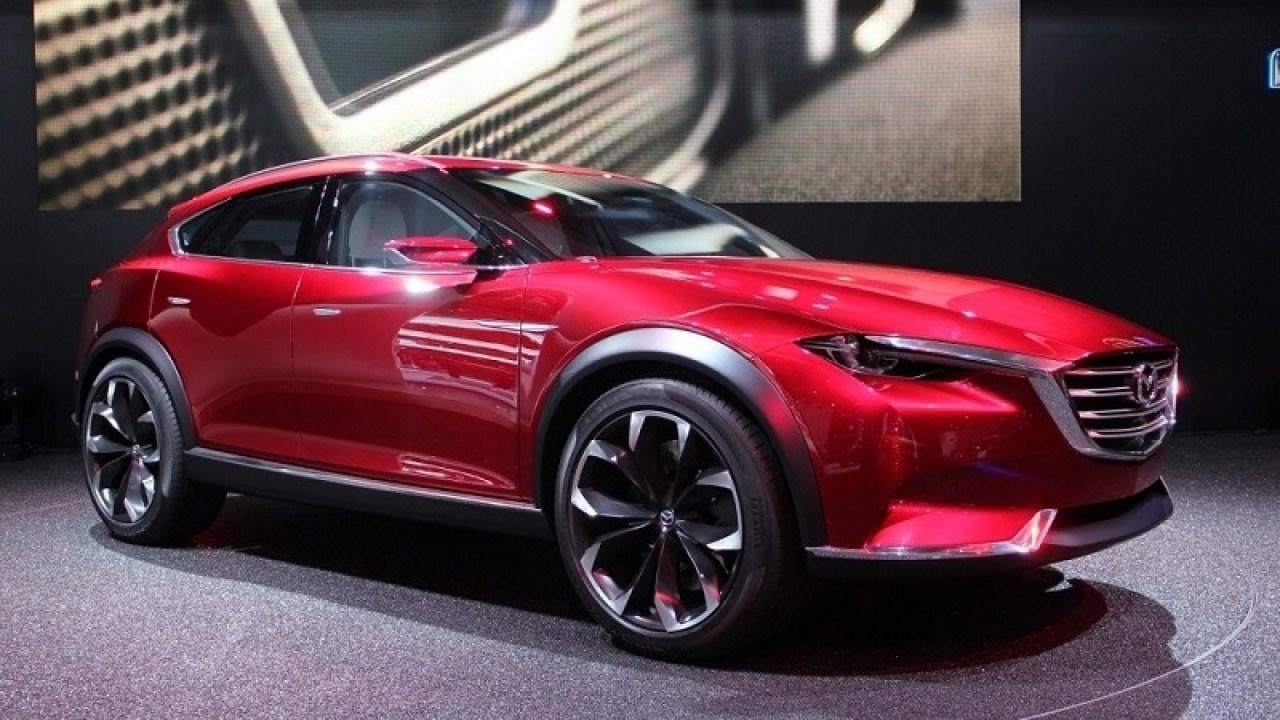 2021 Mazda CX-9s First Drive