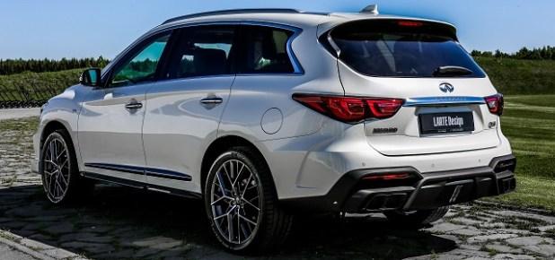 2020 Infiniti QX60 Review, Luxe, Pure, Interior - 2020 ...