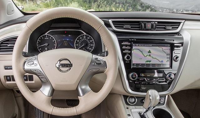 2021-Nissan-Murano-interior - 2020, 2021 and 2022 New SUV ...