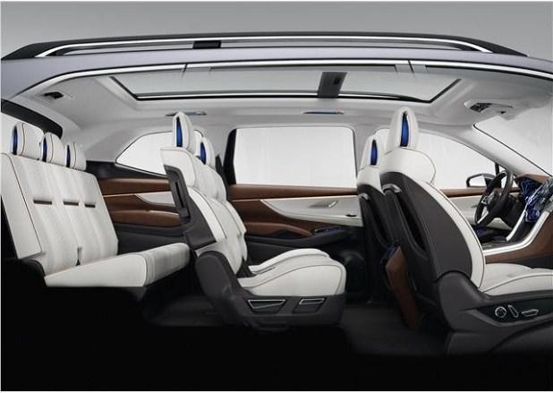 2021 Subaru Ascent Interior
