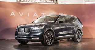 2021 Lincoln Aviator featured