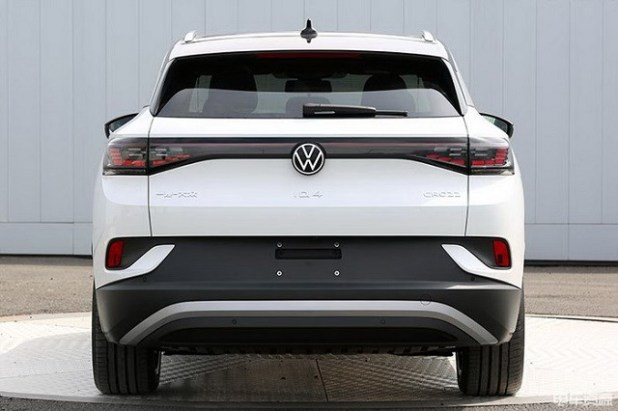 2021 VW ID.4 X Rear