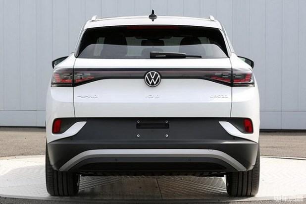 2021 VW ID.4 X Rear