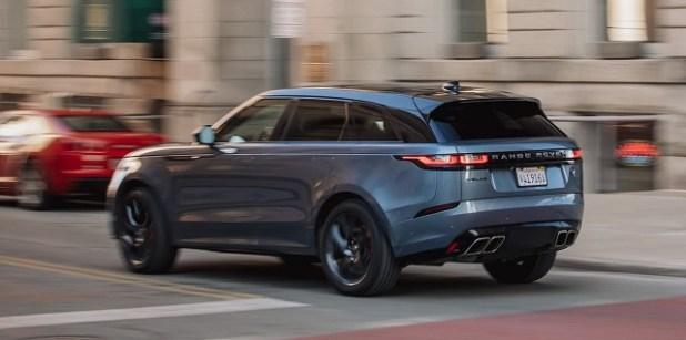 2021 Range Rover Velar Release DAte