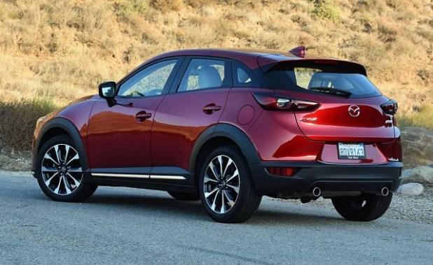 2021 Mazda CX-3 Release Date