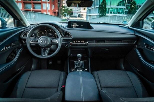 2021 Mazda CX-30 Interior
