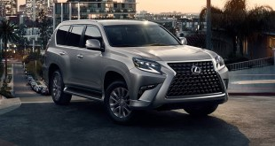 2021 Lexus GX 460 featured
