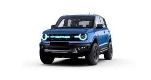 2021 Ford Baby Bronco release date