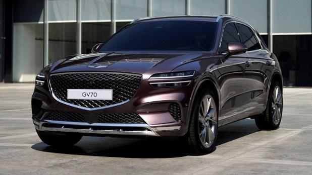 2021 Genesis GV70