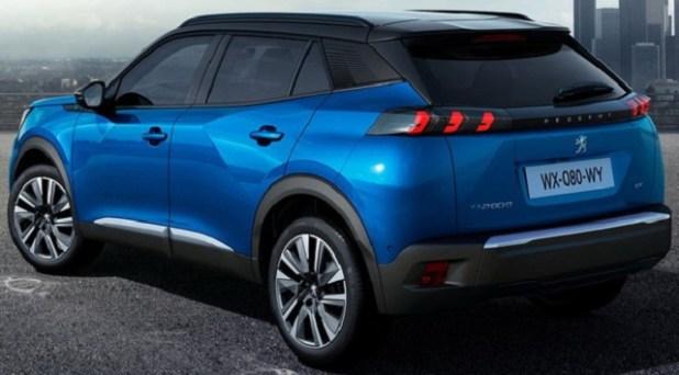 2021 Peugeot 2008 price