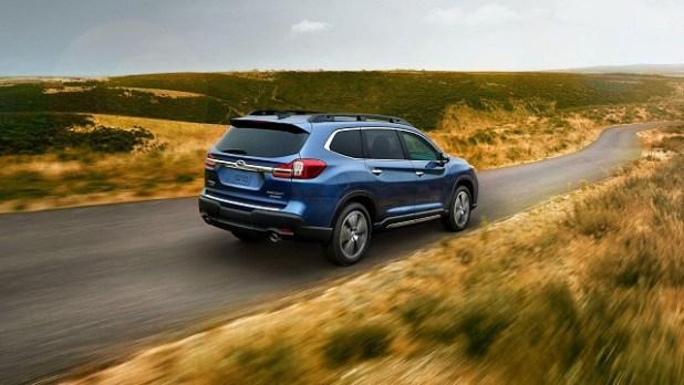2022 Subaru Ascent Release Date