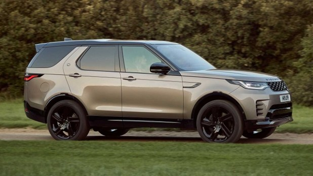 2021 Range Rover Discovery facelift
