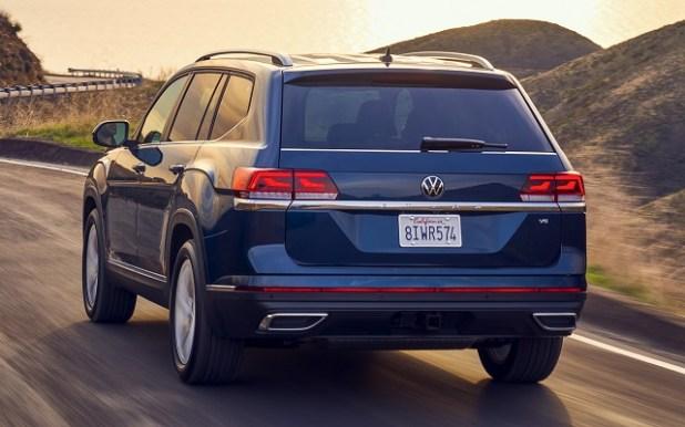 2022 VW Atlas release date